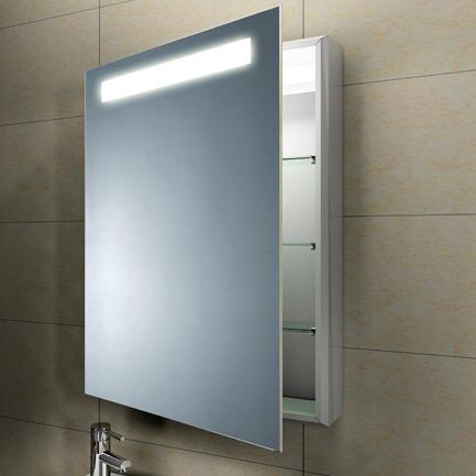 Шкафчик  комнату с зеркалом