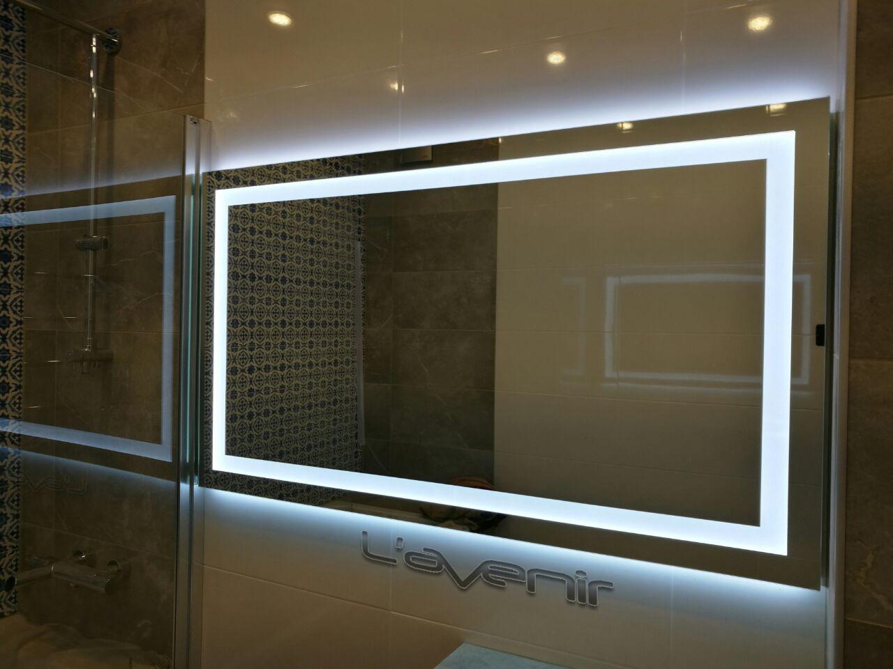 Зеркала с подсветкой LM-09