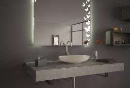 10 причин, купить интерьерное зеркало с подсветкой L'avenir mirror